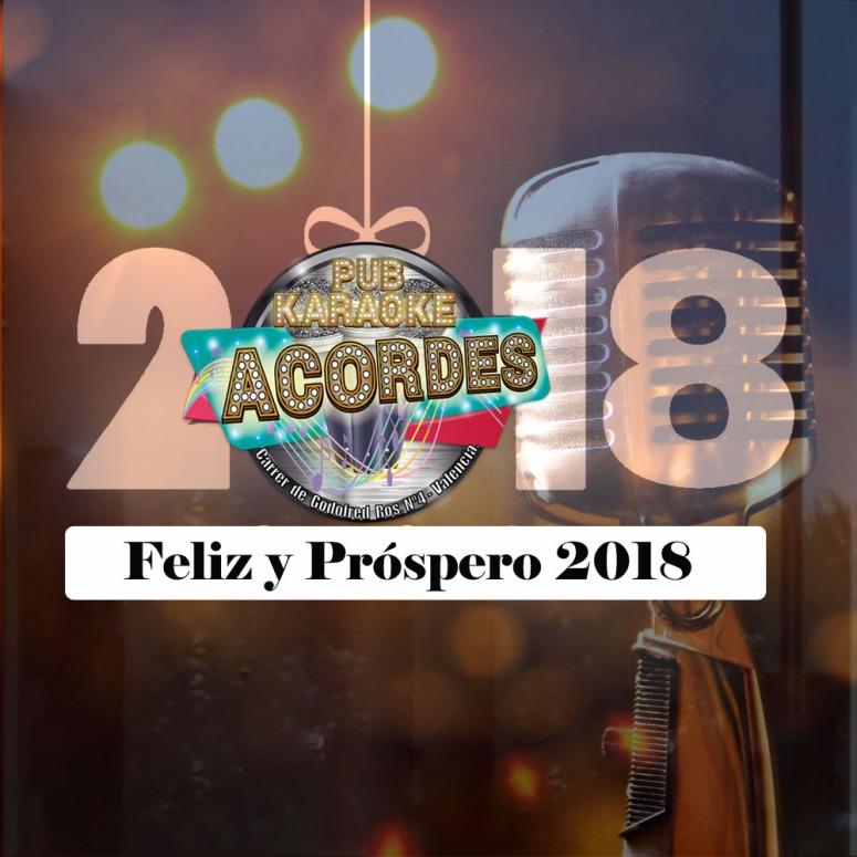 KaraokeAcordes_Feliz2018